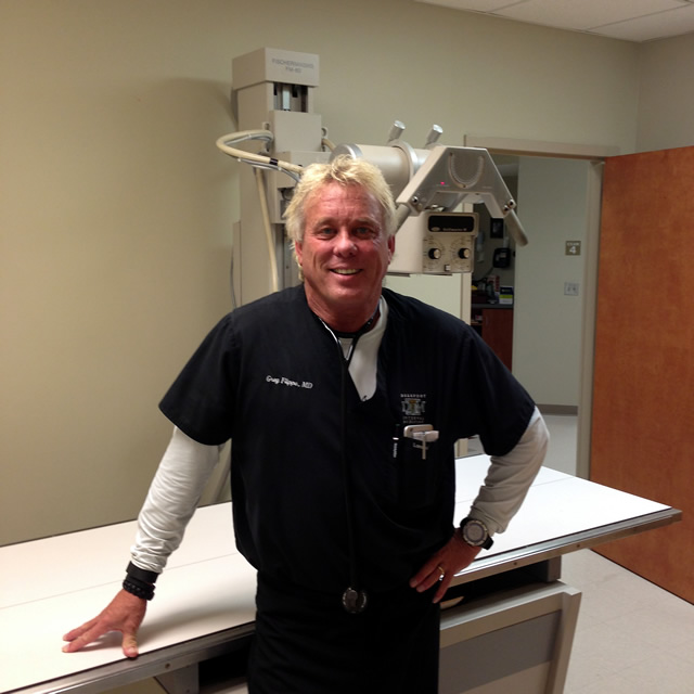 Dr. Greg Flippo Deerfoot Internal Medicine